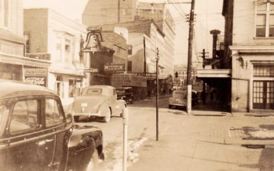 Those Places Thursday:  1940s Harrisonburg