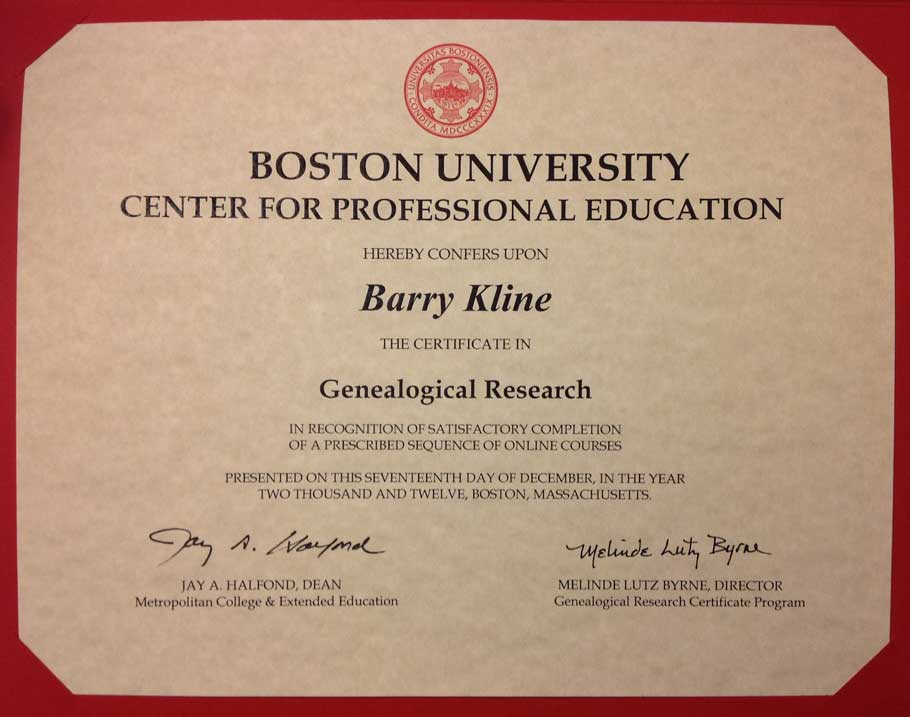 Tuesdays Tip Bu Genealogical Research Program Trippin Over