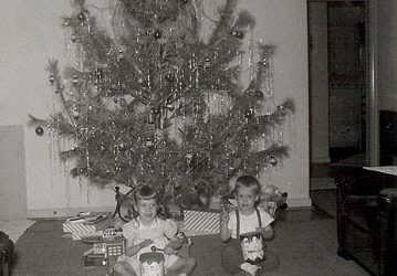 Advent Calendar of Christmas Memories: Day 1 – Christmas Trees